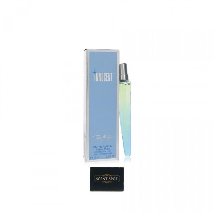 Innocent by Thierry Mugler (Miniature / Travel) 15ml Eau De Parfum Roll On (Women)
