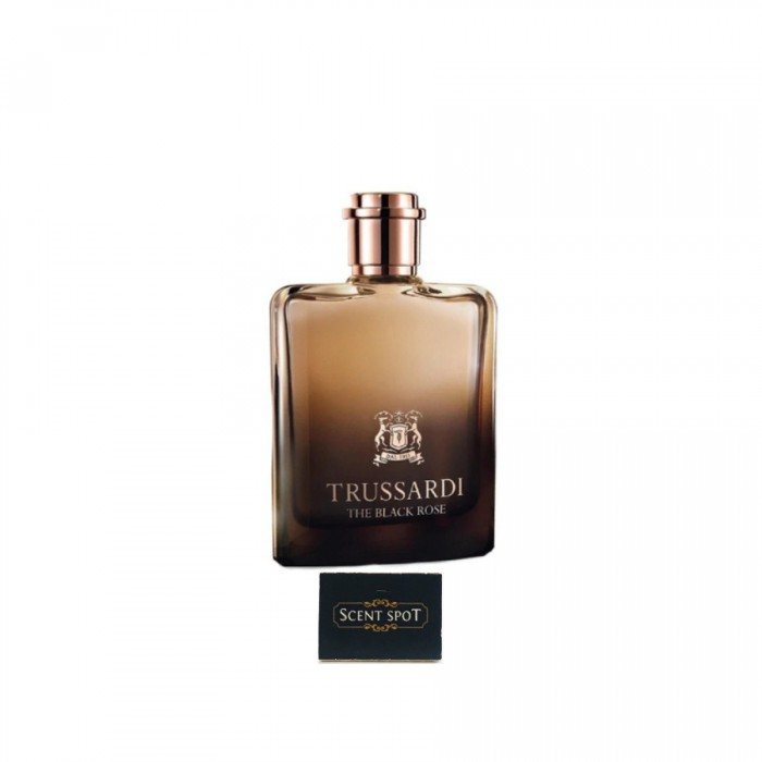 The Black Rose by Trussardi (Tester) 100ml Eau De Parfum Spray (Unisex)