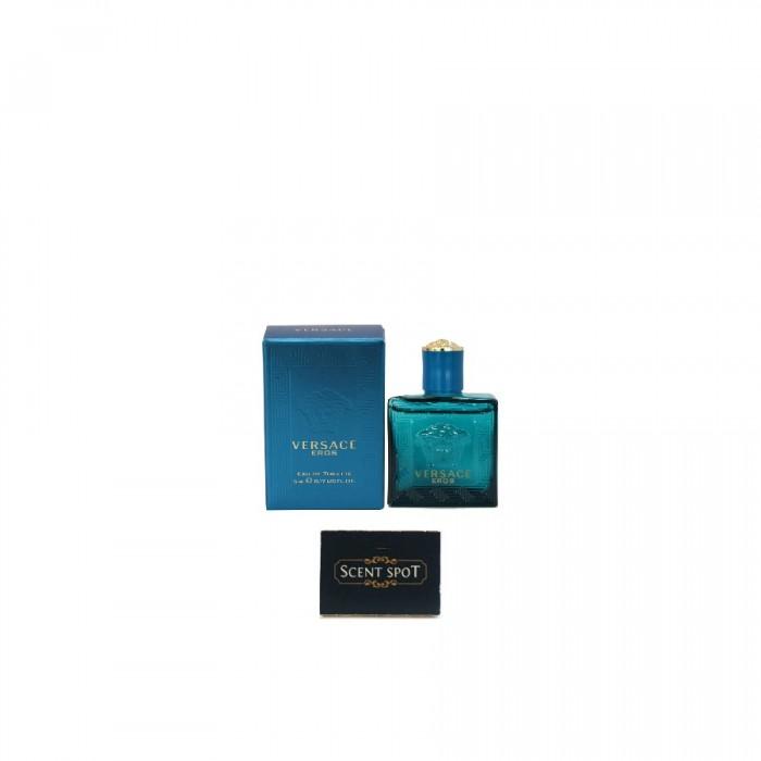 Eros by Versace (Miniature / Travel) 5ml Eau De Toilette Dab On (Men)