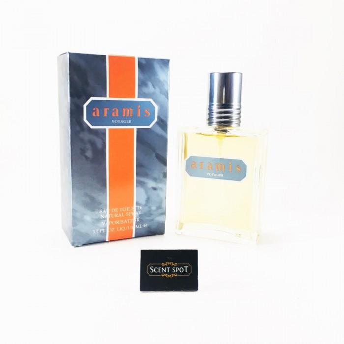 Voyager by Aramis (New in Box) 109ml Eau De Toilette Spray (Men)