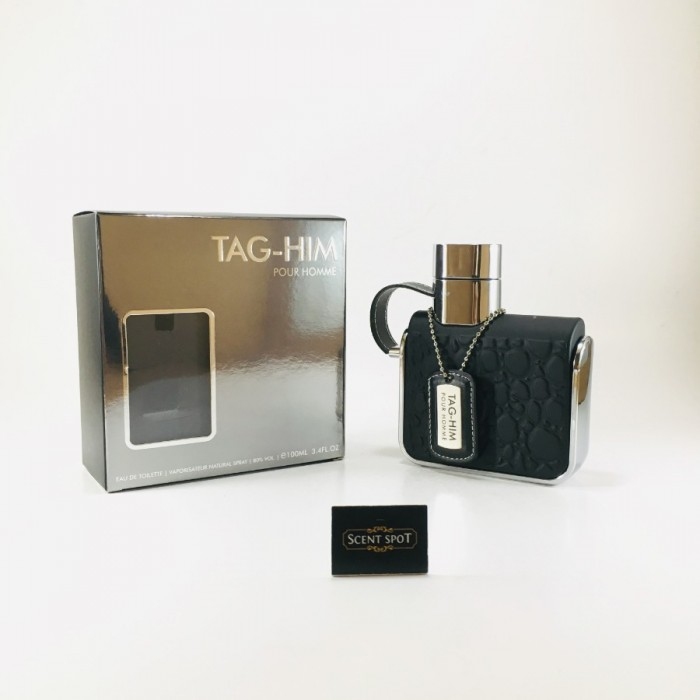 Tag Him by Armaf (New in Box) 100ml Eau De Toilette Spray (Men)