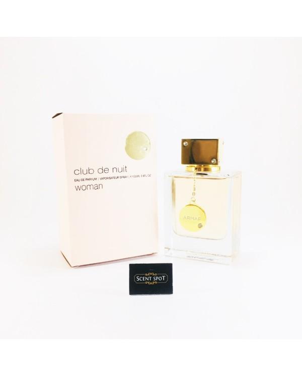 Club De Nuit by Armaf (New in Box) 105ml Eau De Parfum Spray (Women)