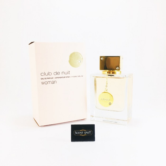 Club De Nuit by Armaf (New in Box) 105ml Eau De Parfum Spray (Women)