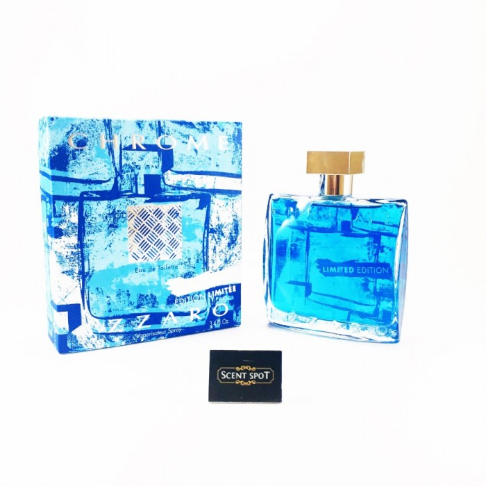 Chrome Summer (Limited Edition 2015) by Azzaro (New in Box) 100ml Eau De Toilette Spray (Men)