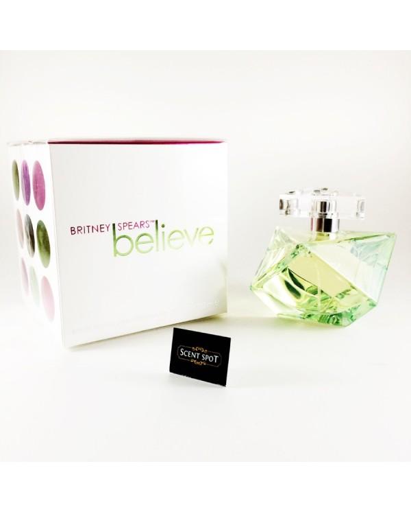Believe by Britney Spears (New in Box) 100ml Eau De Parfum Spray (Women)