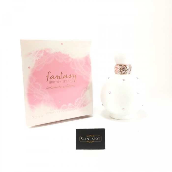 Fantasy Intimate by Britney Spears (New in Box) 100ml Eau De Parfum Spray (Women)