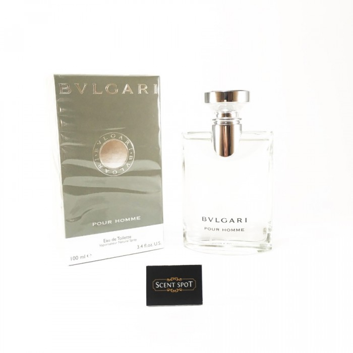 Pour Homme by Bvlgari (New in Box) 100ml Eau De Toilette Spray (Men)