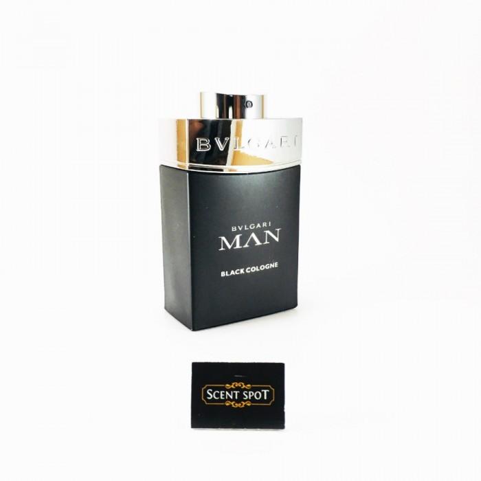 Man Black Cologne by Bvlgari (Tester) 100ml Eau De Toilette Spray (Men)