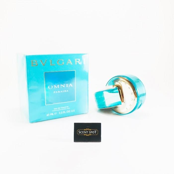 Omnia Paraiba by Bvlgari (New in Box) 65ml Eau De Toilette Spray (Women)
