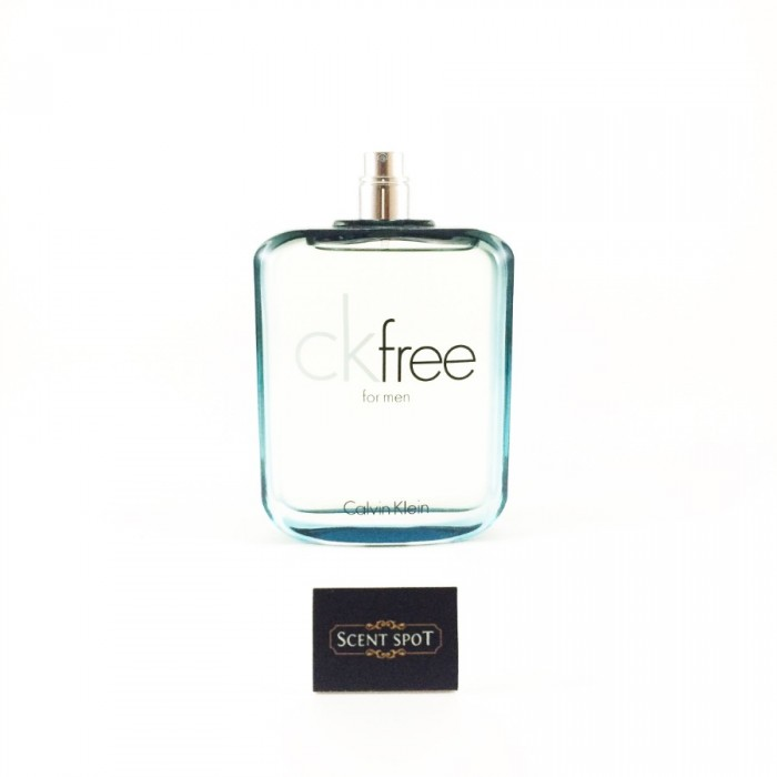 CK Free by Calvin Klein (Tester) 100ml Eau De Toilette Spray (Men)
