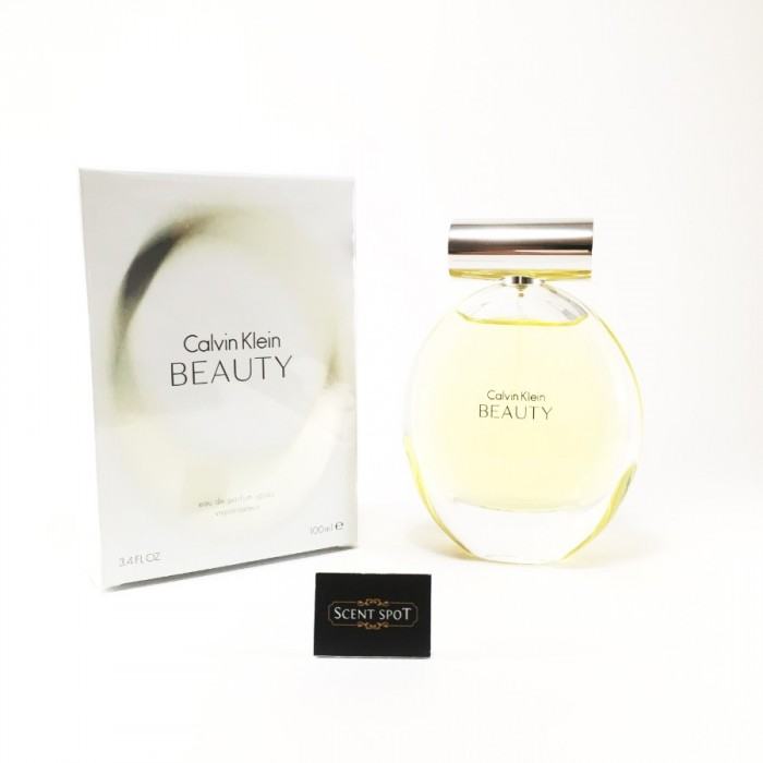 Beauty by Calvin Klein (New in Box) 100ml Eau De Parfum Spray (Women)