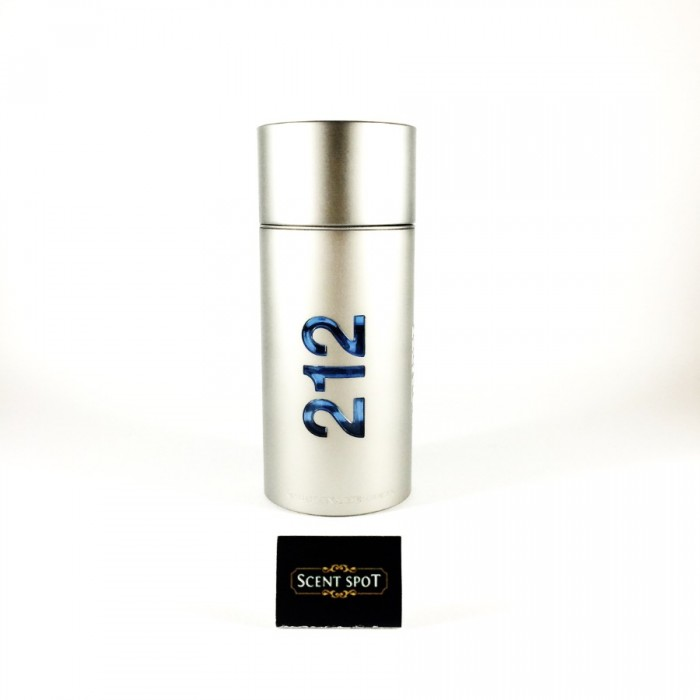 212 NYC by Carolina Herrera (Tester) 100ml Eau De Toilette Spray (Men)