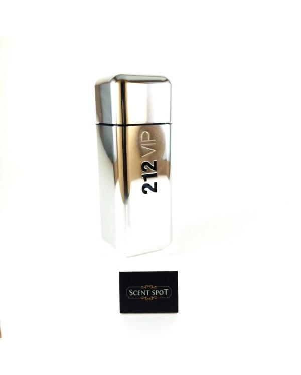 212 VIP by Carolina Herrera (Tester) 100ml Eau De Toilette Spray (Men)