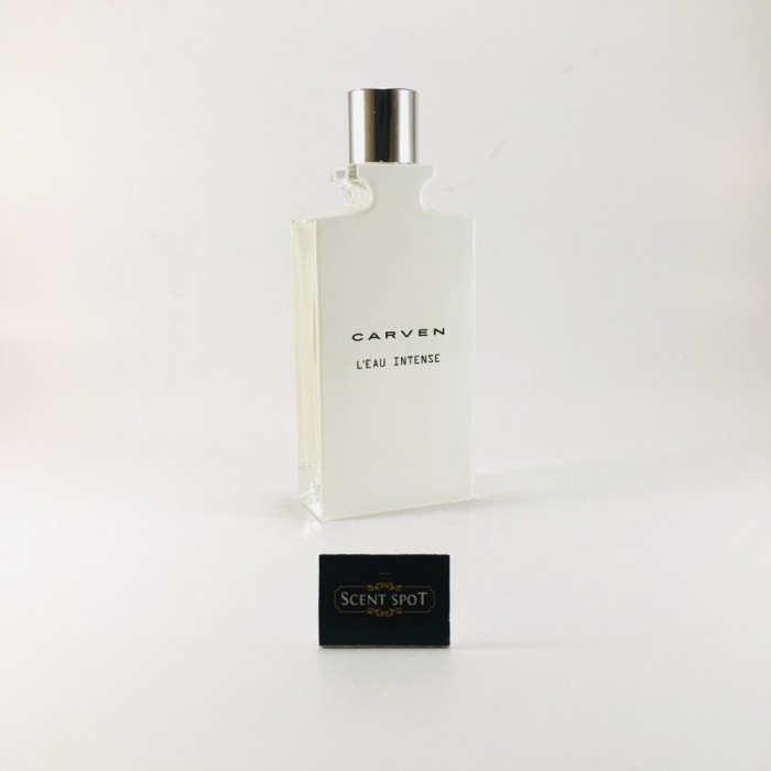 L'eau Intense by Carven (Tester) 100ml Eau De Toilette Spray (Men)