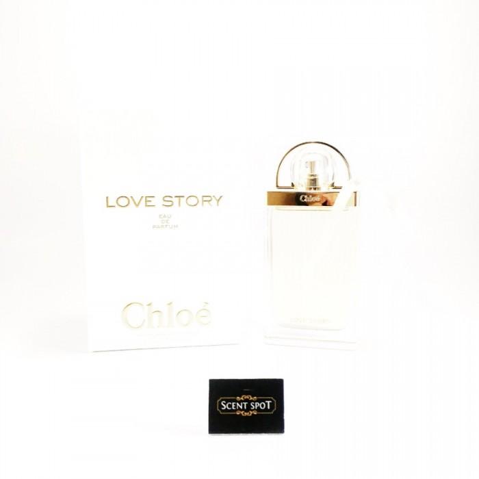 Love Story by Chloe (New in Box) 75ml Eau De Parfum Spray (Women)