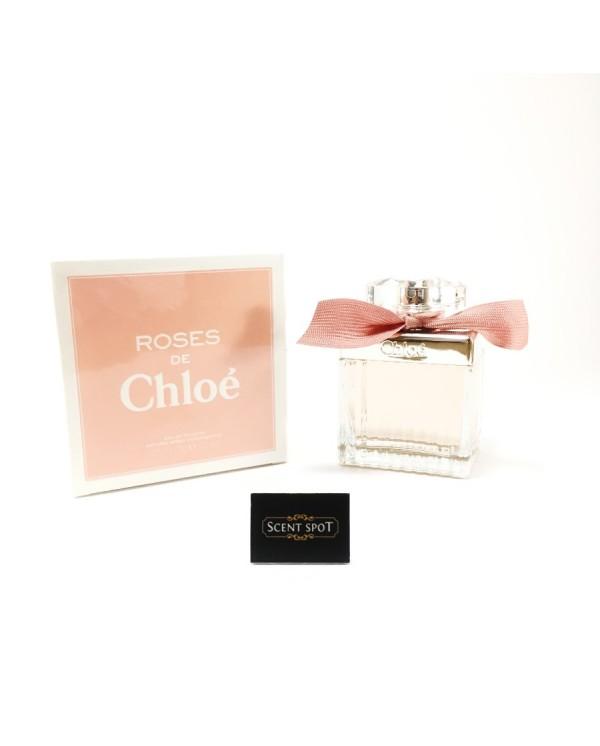 Roses De Chloe by Chloe (New in Box) 75ml Eau De Toilette Spray (Women)
