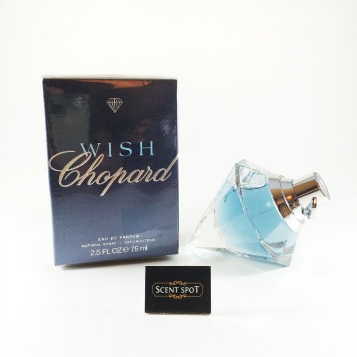 Wish by Chopard (New in Box) 75ml Eau De Toilette Spray (Women)