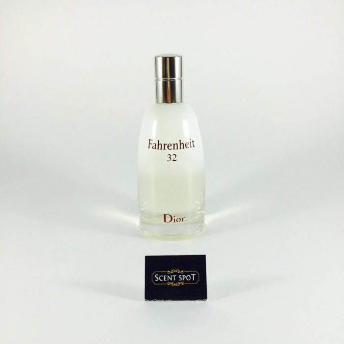 Fahrenheit 32 by Christian Dior (Tester) 100ml Eau De Toilette Spray (Men)