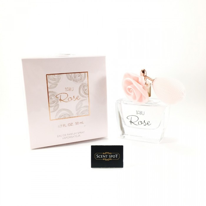 Tabu Rose by Dana (New in Box) 50ml Eau De Parfum Spray (Women)