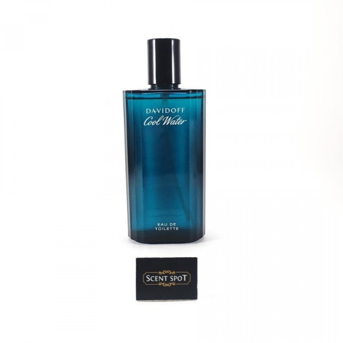 Cool Water by Davidoff (Tester) 125ml Eau De Toilette Spray (Men)