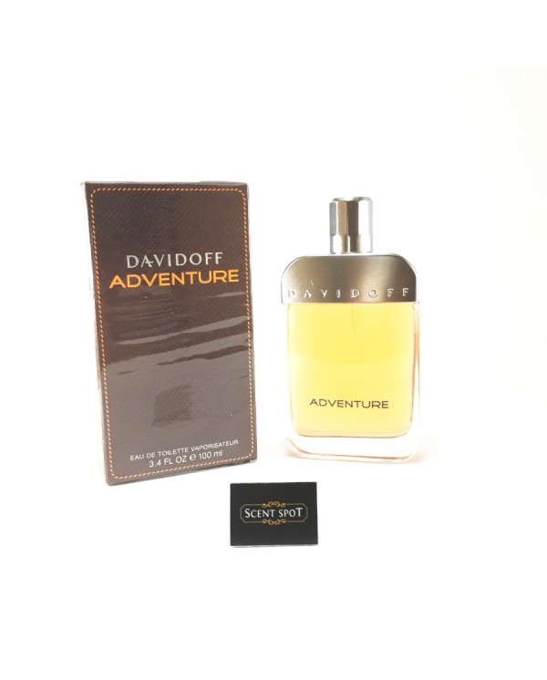 Adventure by Davidoff (New in Box) 100ml Eau De Toilette Spray (Men)