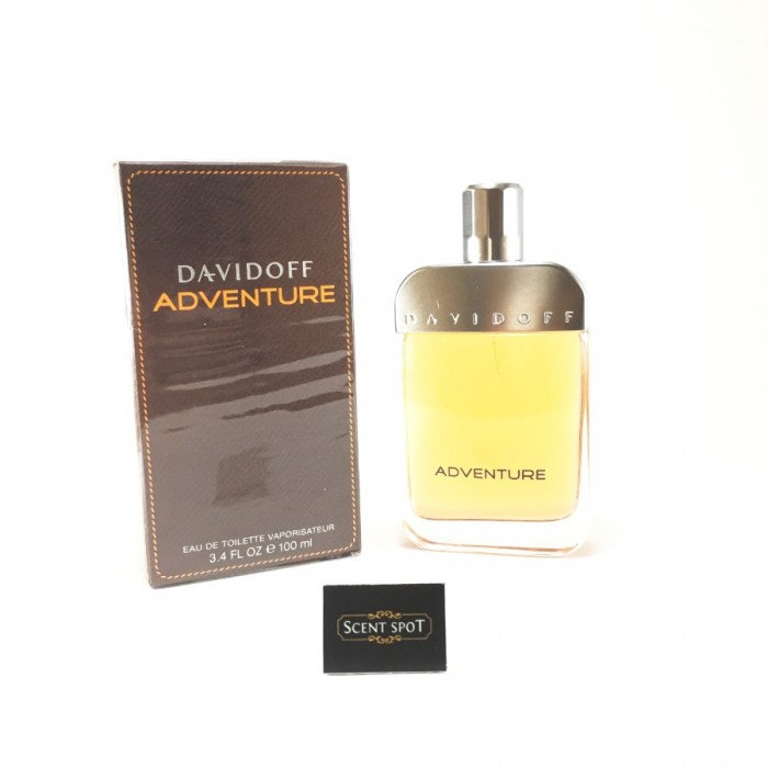 Adventure by Davidoff (New in Box) 100ml Eau De Toilette Spray (Men)