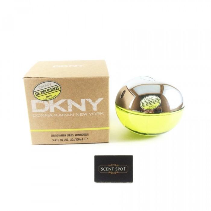 Be Delicious by DKNY (New in Box) 100ml Eau De Parfum Spray (Women)
