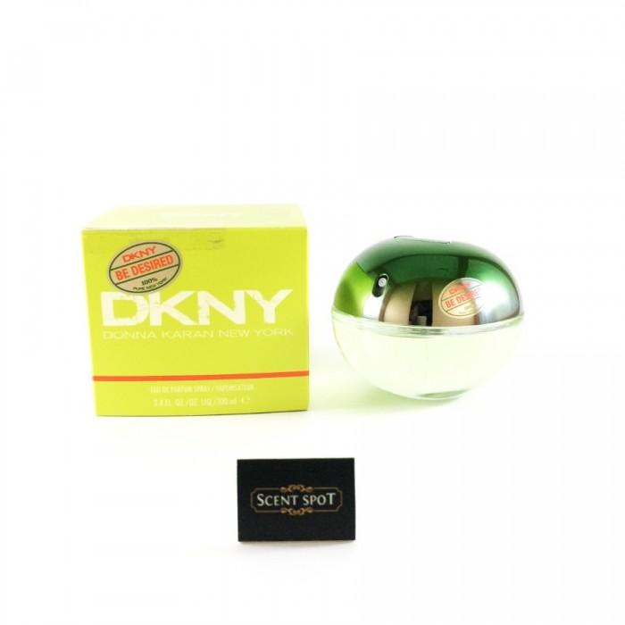 Be Desired by DKNY (New in Box) 100ml Eau De Parfum Spray (Women)