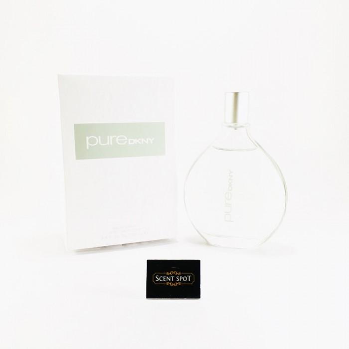 Pure DKNY Verbena by DKNY (New in Box) 100ml Eau De Parfum Spray (Women)