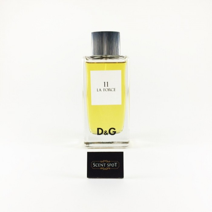 La Force 11 by Dolce & Gabbana (Tester) 100ml Eau De Toilette Spray (Men)