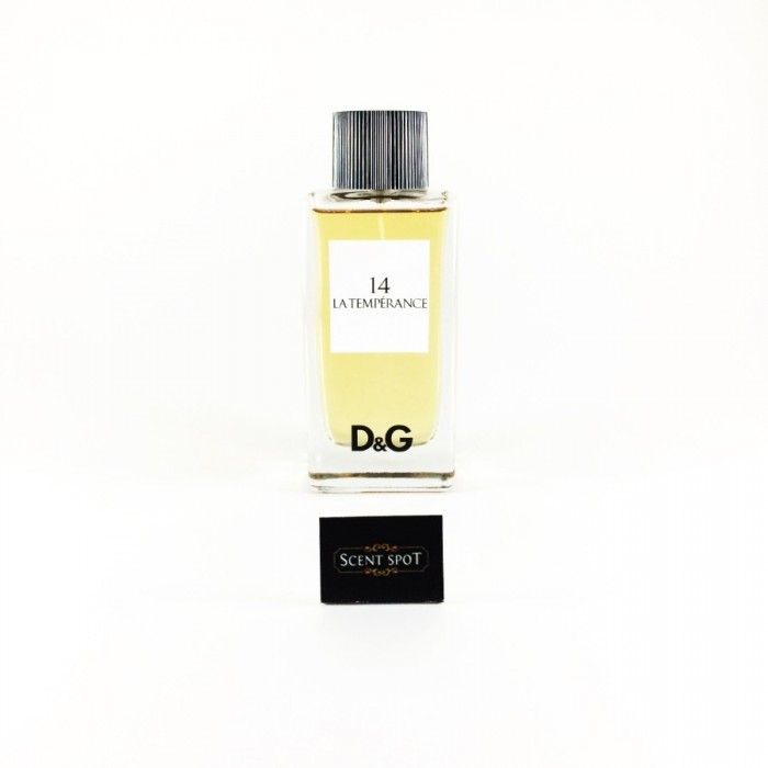La Temperance 14 by Dolce & Gabbana (Tester) 100ml Eau De Toilette Spray (Women)