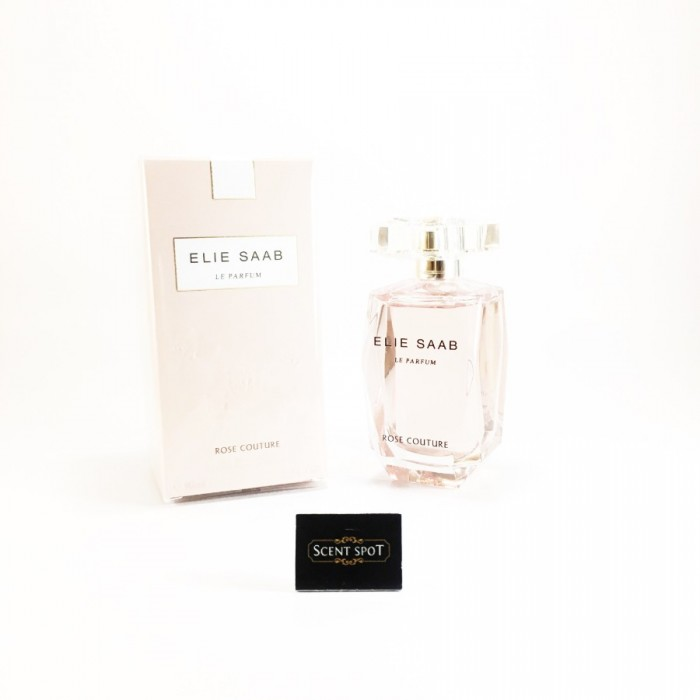 Le Parfum Rose Couture by Elie Saab (New in Box) 90ml Eau De Toilette Spray (Women)