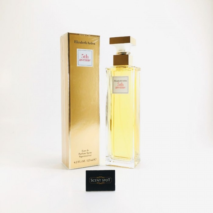 5th Avenue by Elizabeth Arden (New in Box) 125ml Eau De Parfum Spray (Women)