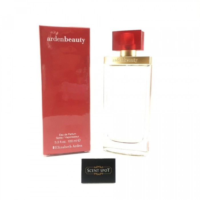 Arden Beauty by Elizabeth Arden (New in Box) 100ml Eau De Parfum Spray (Women)