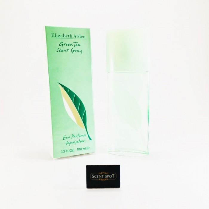 Green Tea by Elizabeth Arden (New in Box) 100ml Eau Parfumee Scent Spray (Women)