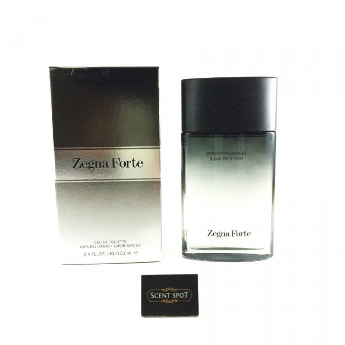 Forte by Ermenegildo Zegna (New in Box) 100ml Eau De Toilette Spray (Men)