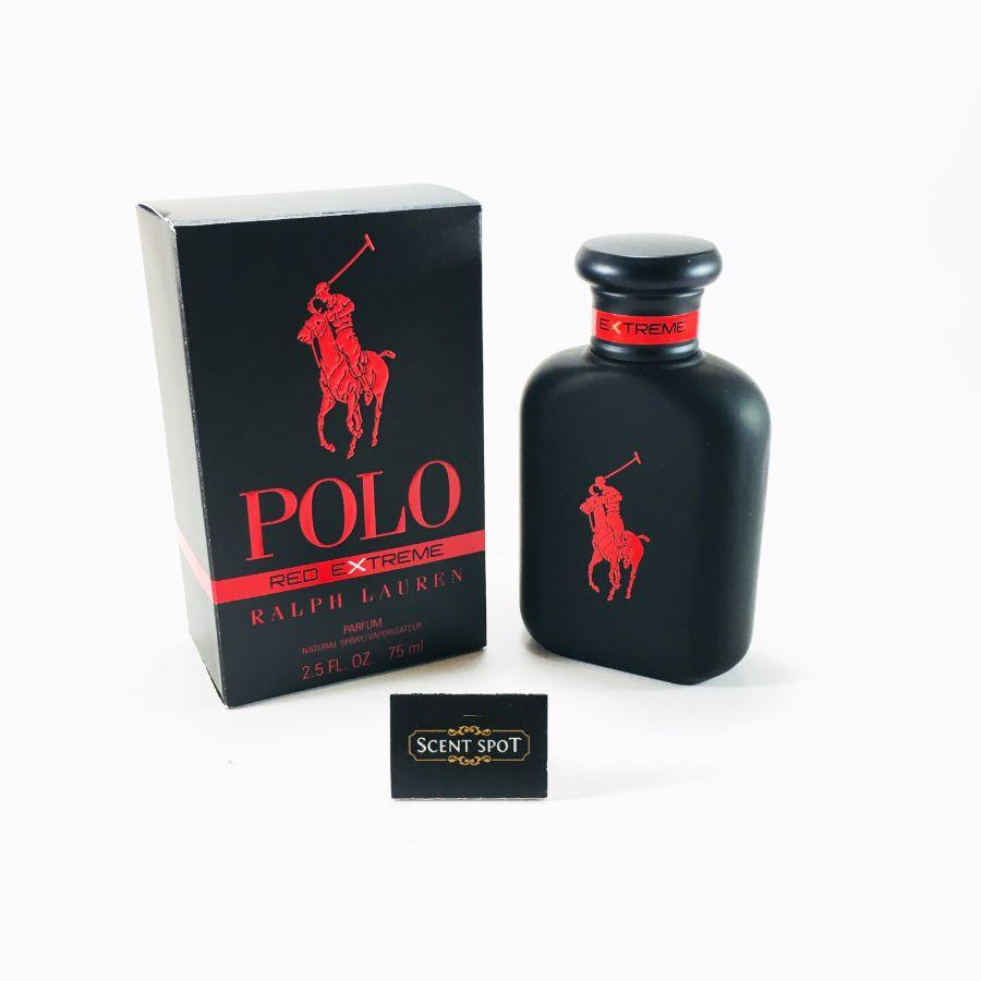 Polo Red Extreme by Ralph Lauren (New in Box) 75ml Eau De Parfum Spray (Men)