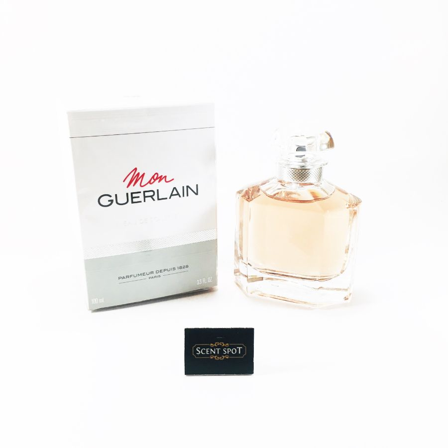 Mon Guerlain by Guerlain (New in Box) 100ml Eau De Toilette Spray (Women)