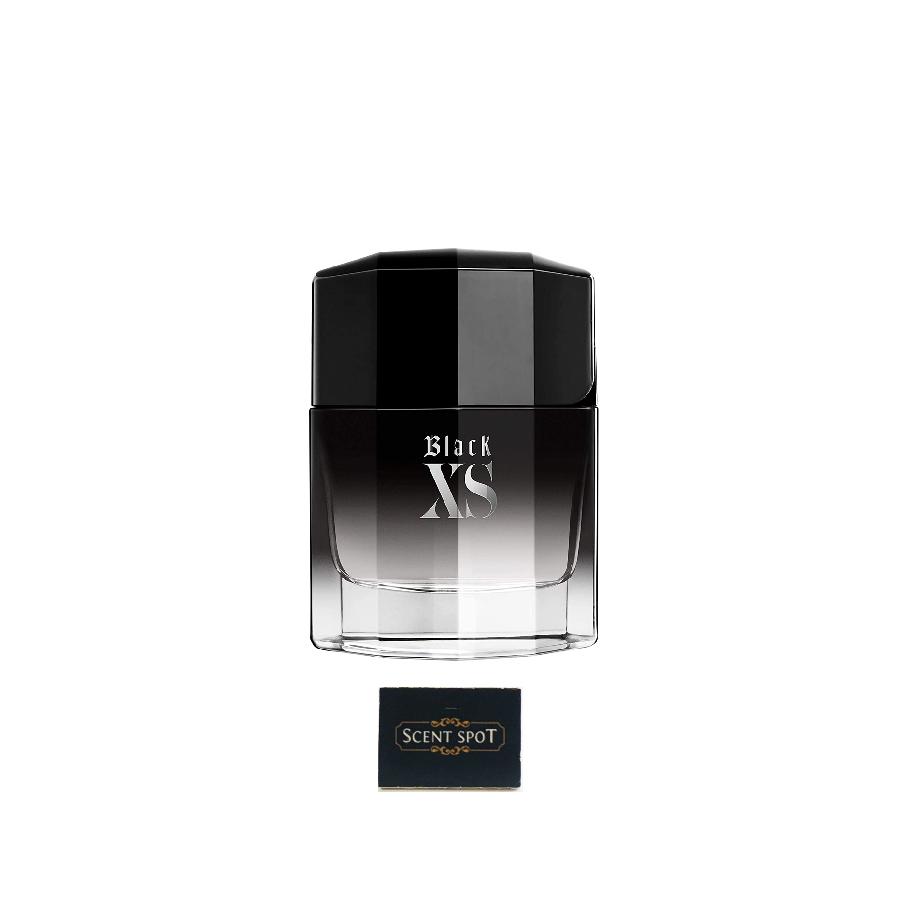 Black XS by Paco Rabanne (Tester) 100ml Eau De Toilette Spray (Men)