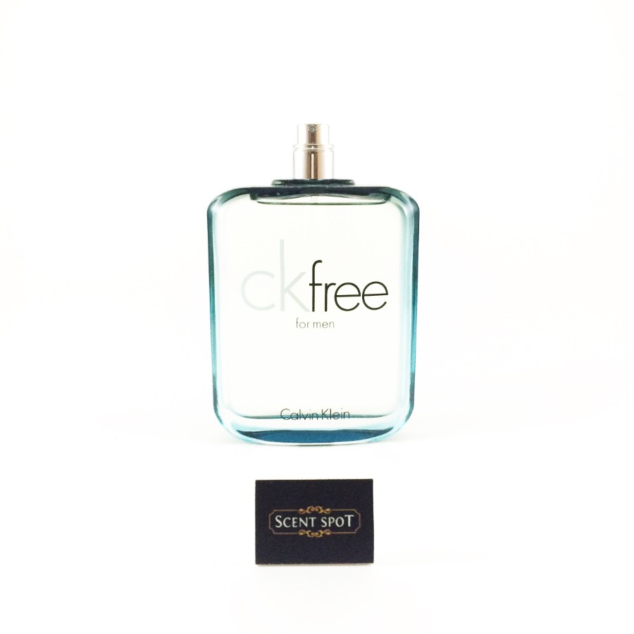 8654604b25 CK Free by Calvin Klein (Tester) 100ml Eau De Toilette Spray